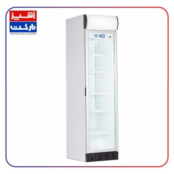 یخچال فروشگاهی کینو 50 سانتی KINO KR 500-1D
