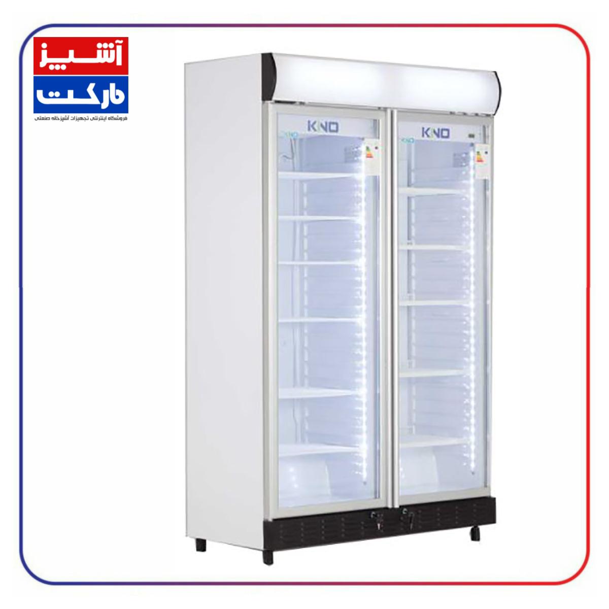 یخچال + یخچال ساید کینو KINO KRR