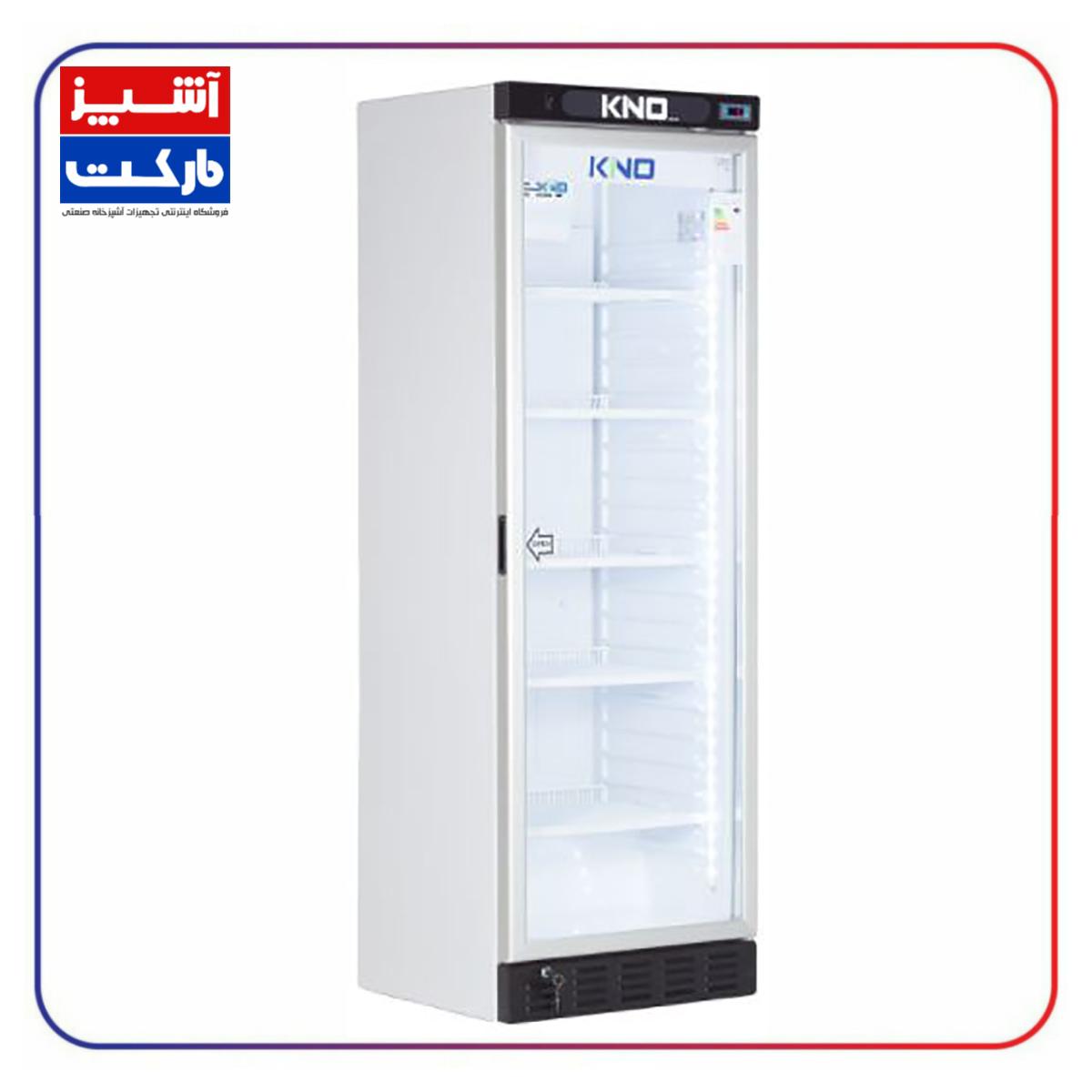یخچال فروشگاهی کینو 60 سانت KINO KR 615 WL-1D