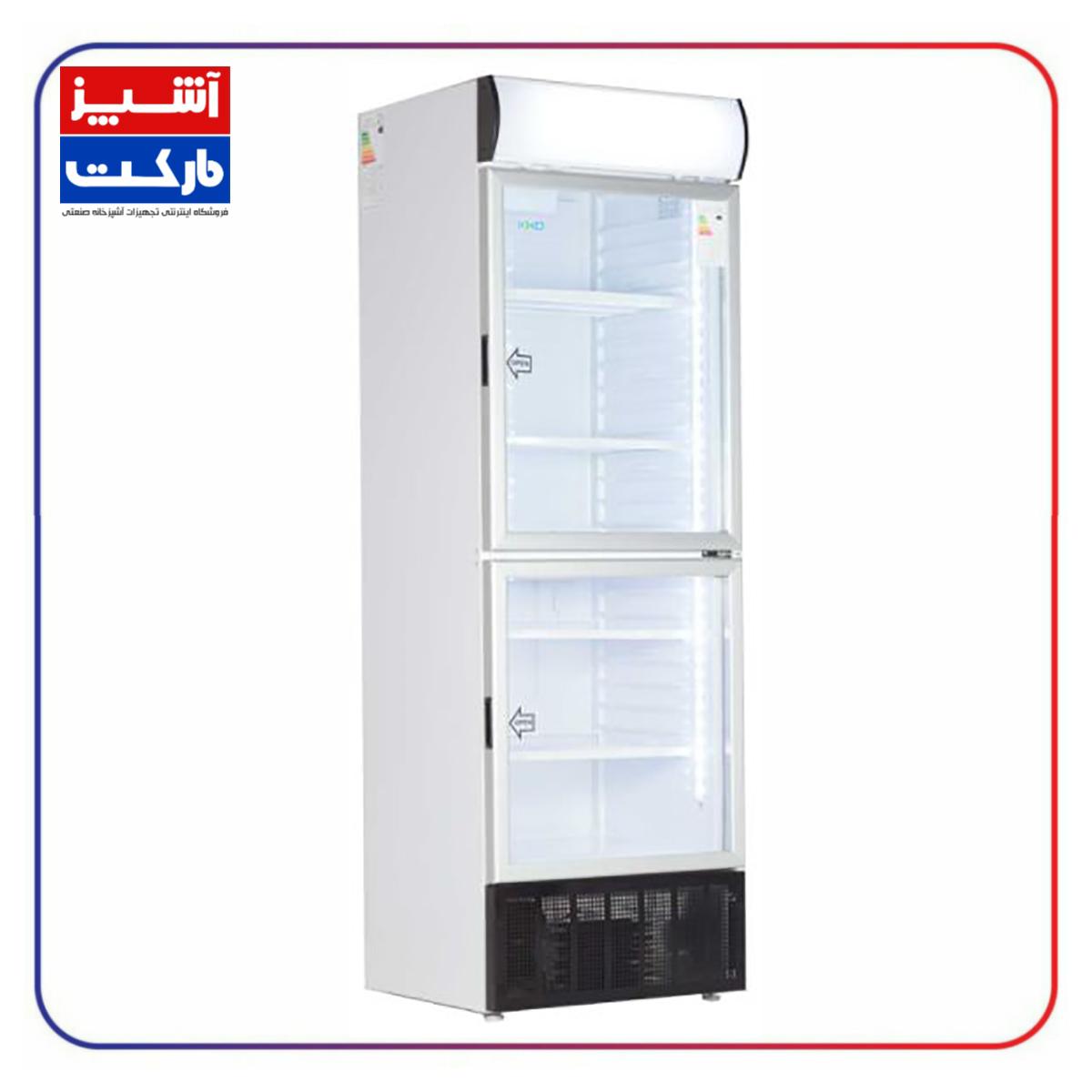 یخچال فروشگاهی کینو 70 سانت KINO KR 680-2D