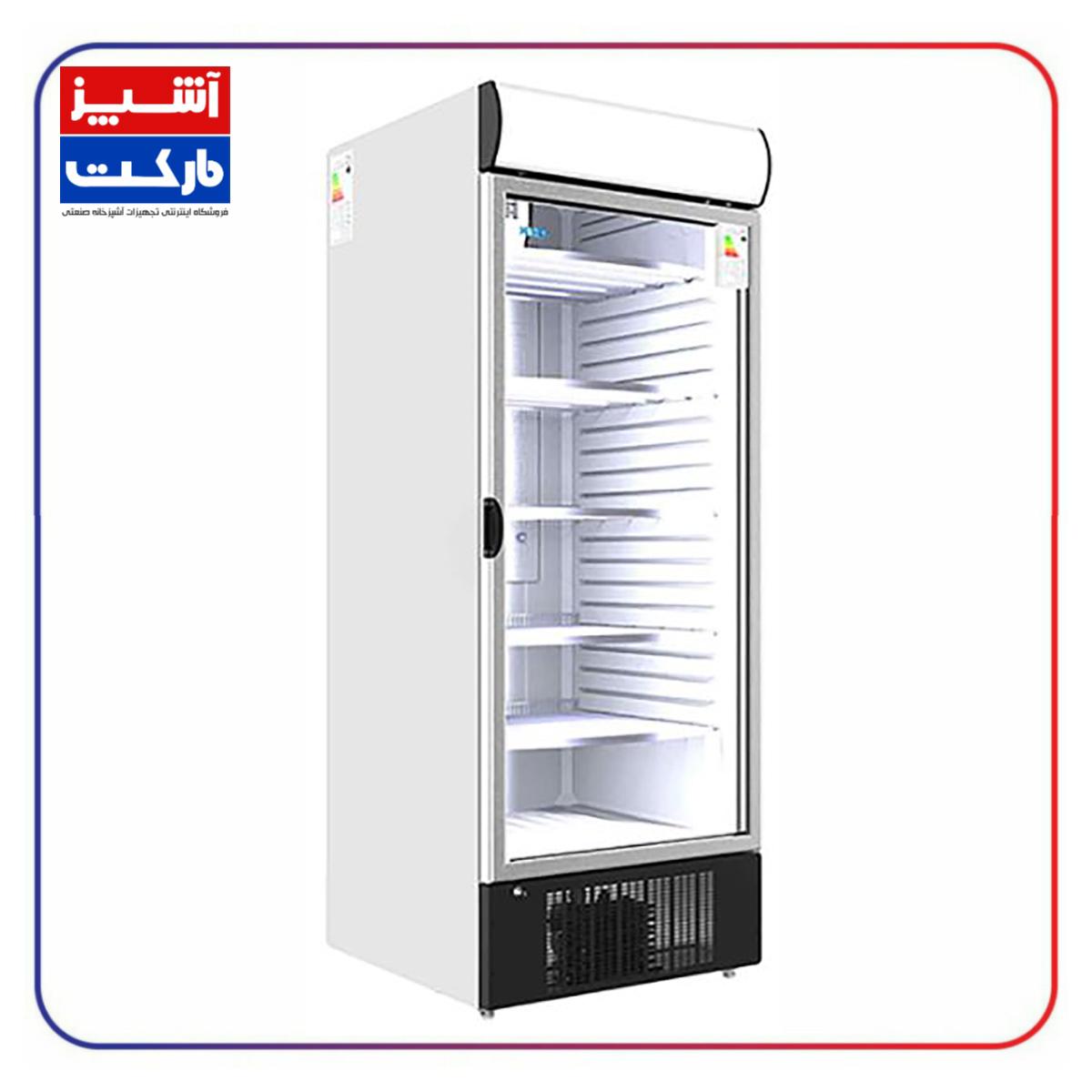 یخچال فروشگاهی کینو 80 سانت KINO KR 800
