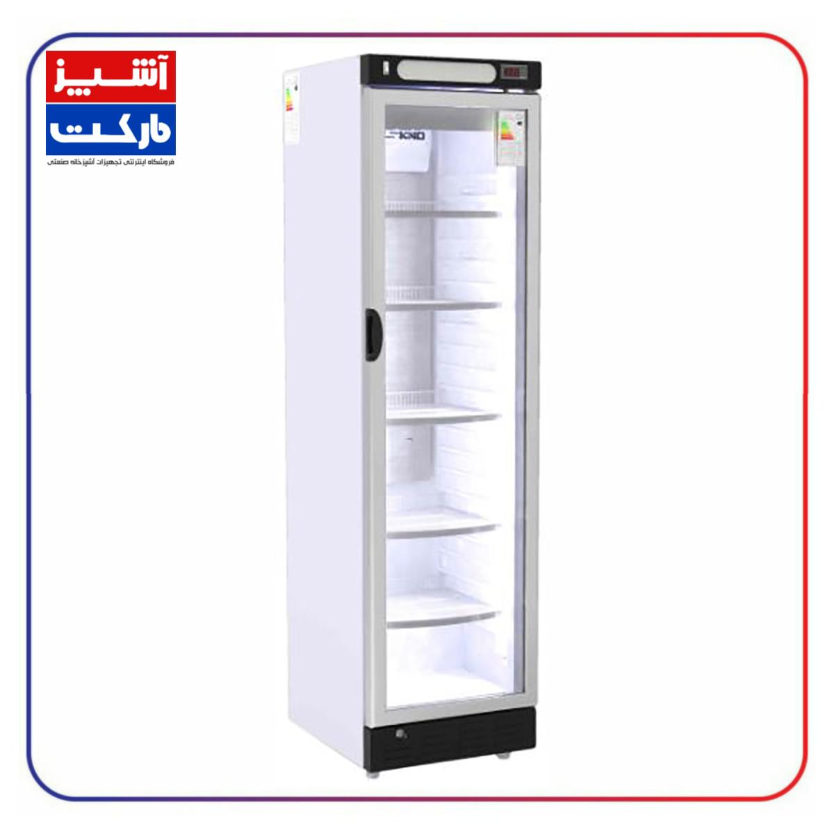یخچال فروشگاهی کینو 50 سانت KINO KR 500 WL