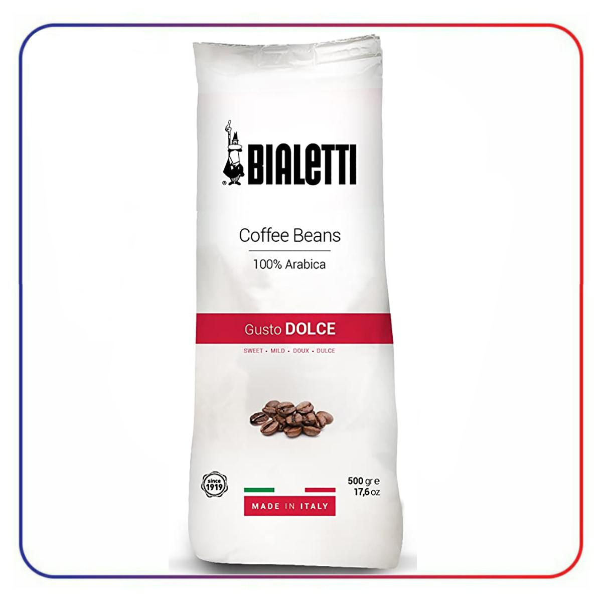 دانه قهوه بیالتی گوست دلچه BIALETTI GUST DOLCE