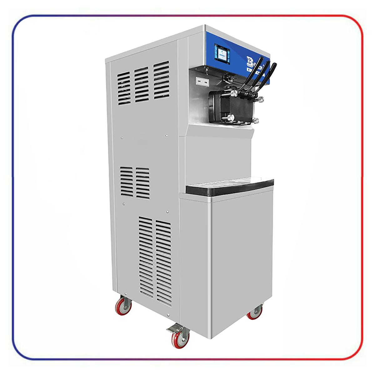 دستگاه بستنی قیفی 3 قیفه BOKNI BKN-S46