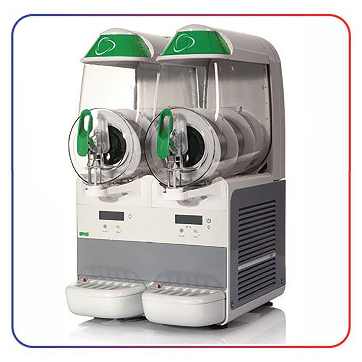 دستگاه یخ در بهشت براس اسمارت 2 مخزنه BRAS B-FROZEN 10.2
