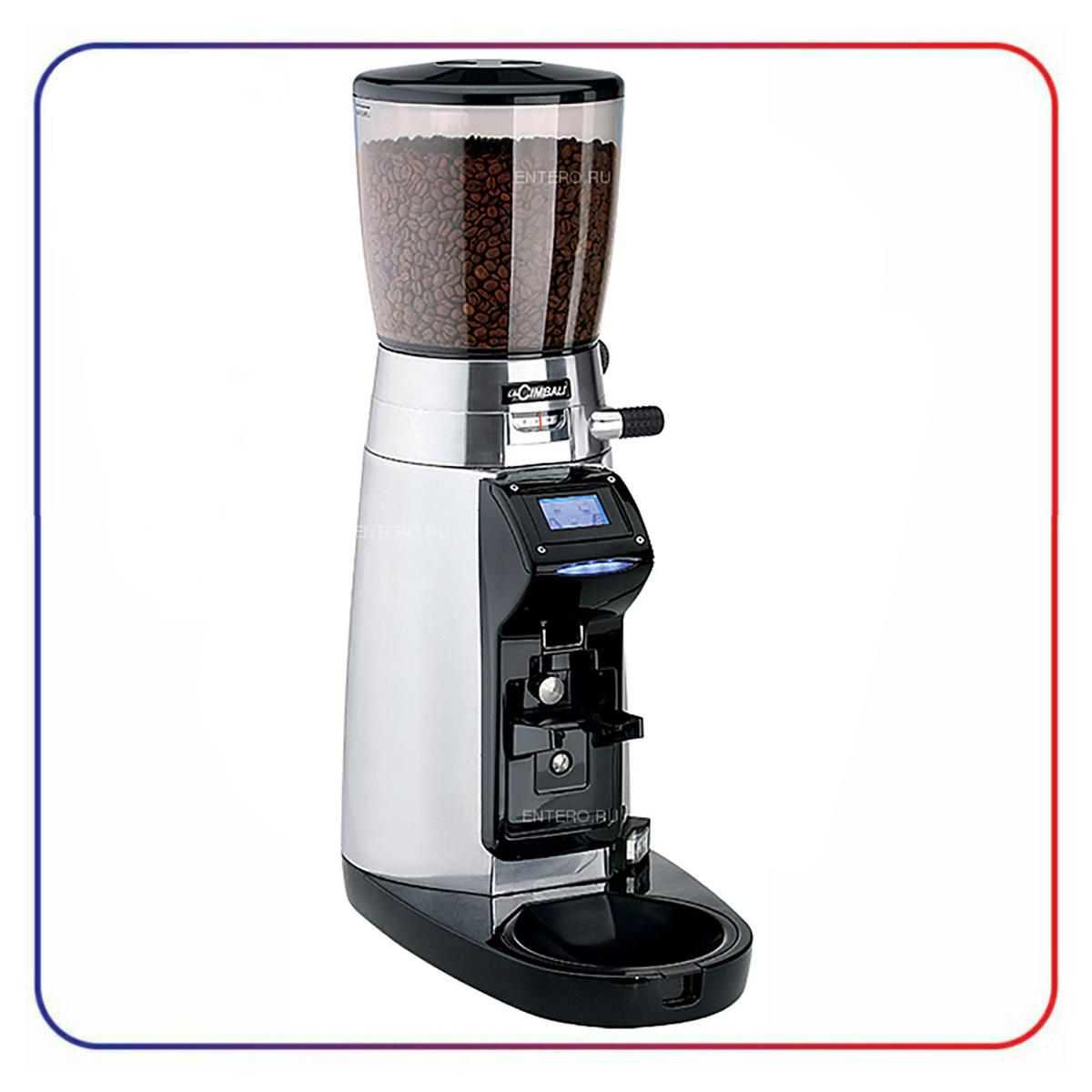 آسیاب قهوه جیمبالی اتوماتیک CIMBALI MAG O D TOUCH
