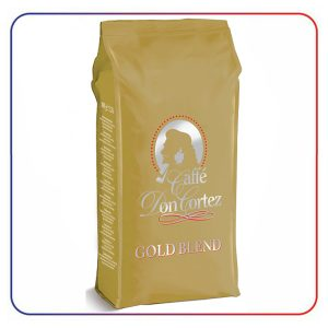 دانه قهوه دون کورتز گولد بلند DON CORTEZ GOLD BLEND