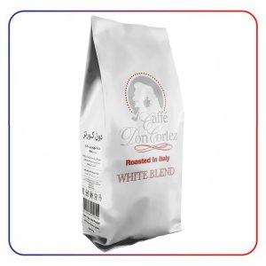 دانه قهوه دون کورتز سفید بلند DON CORTEZ WHITE BLEND