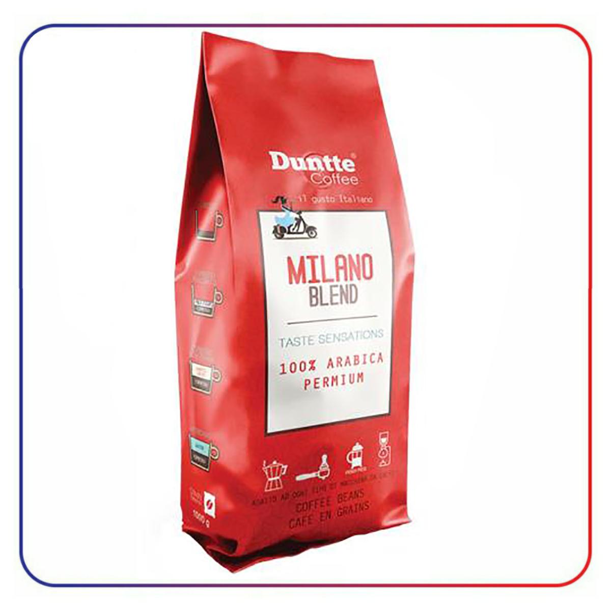 دانه قهوه دانته میلانو DUNTTE MILANO