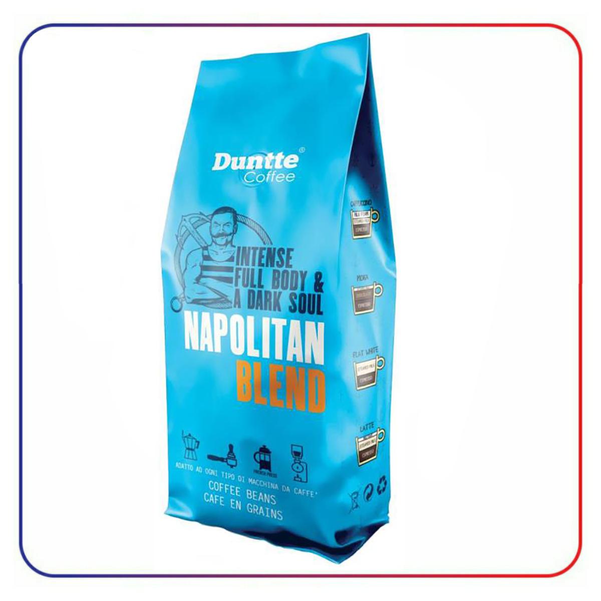 دانه قهوه دانته ناپولی DUNTTE NAPOLITAN