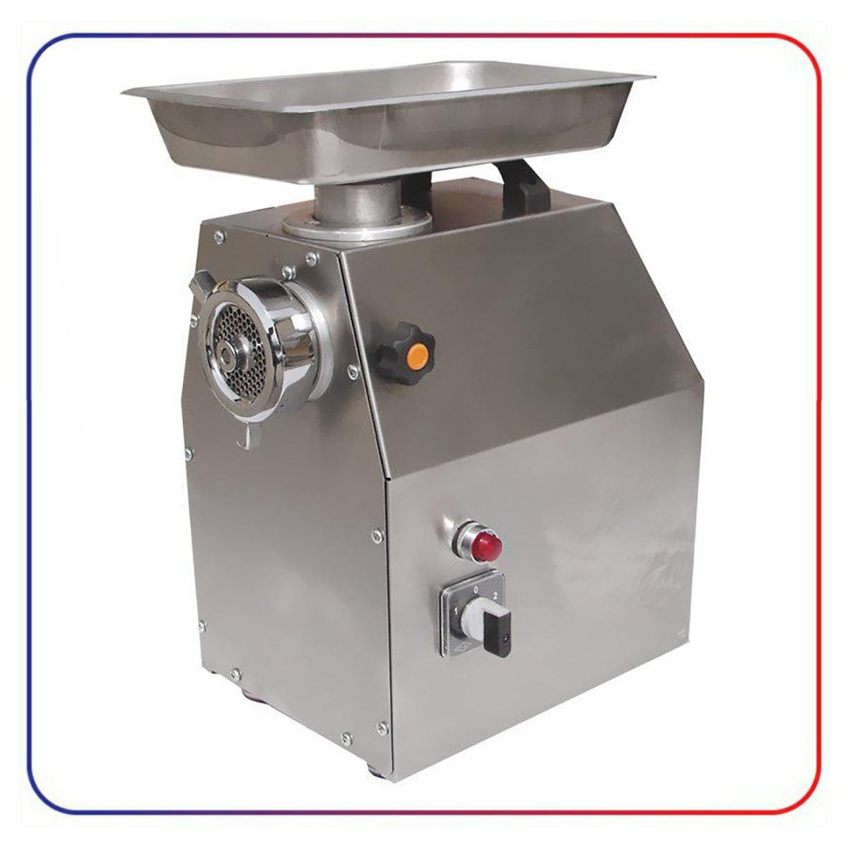 چرخ گوشت نیمه صنعتی الکتروکار ( گلویی استیل ) 12 مدل EC-13