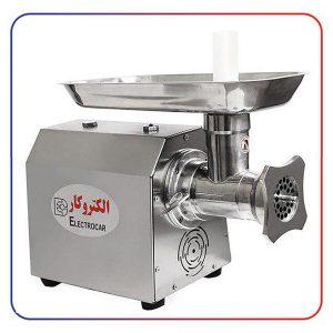 چرخ گوشت نیمه صنعتی الکتروکار استیل 12 مدل EC-17