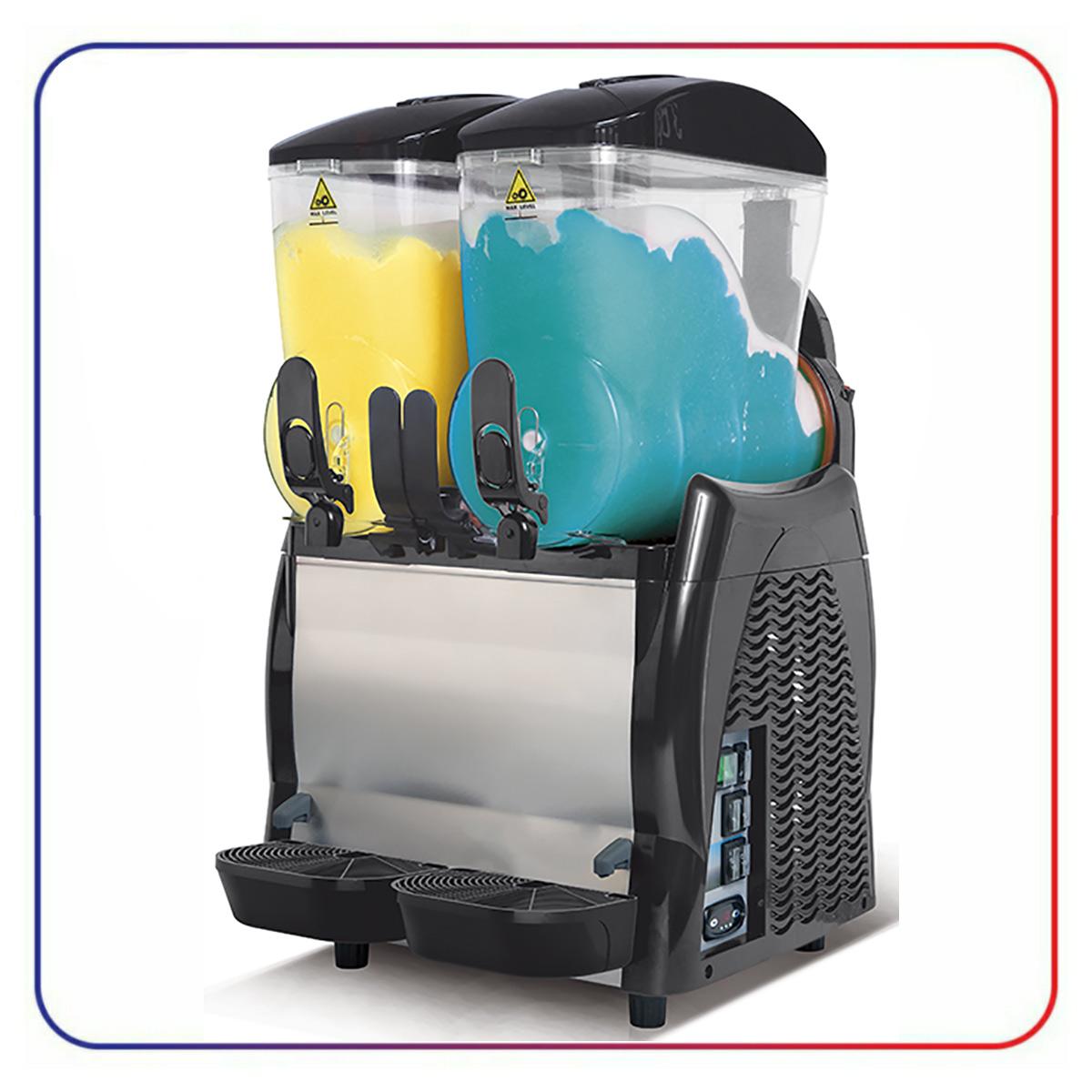 دستگاه یخ در بهشت جی بی جی GBG SPIN