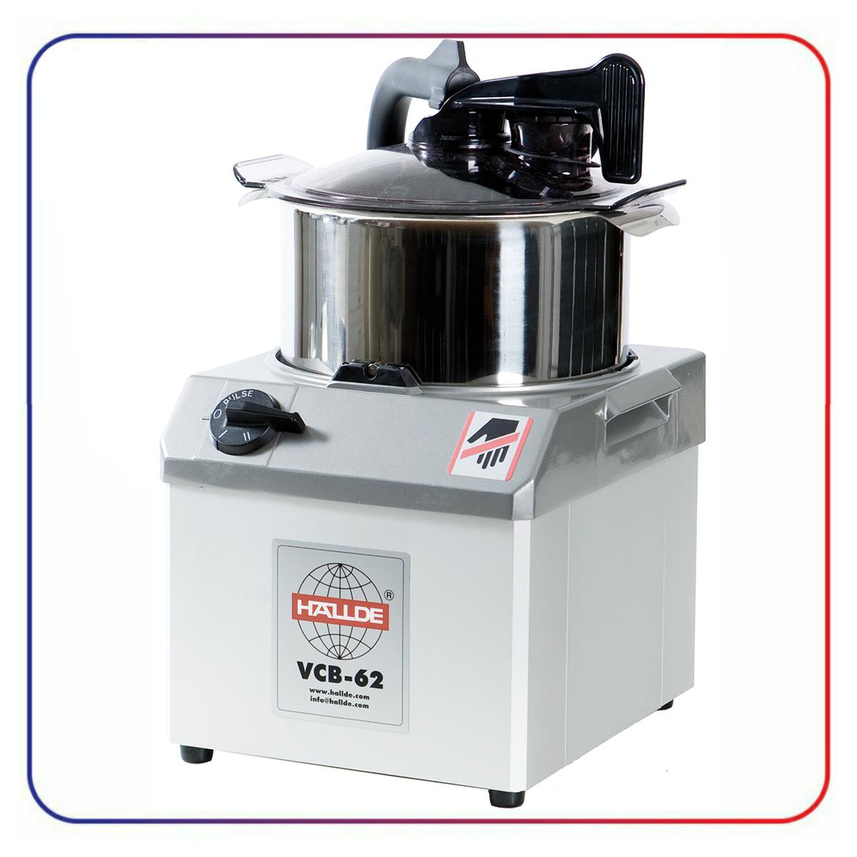 غذاساز هالد HALLDE VCB-62