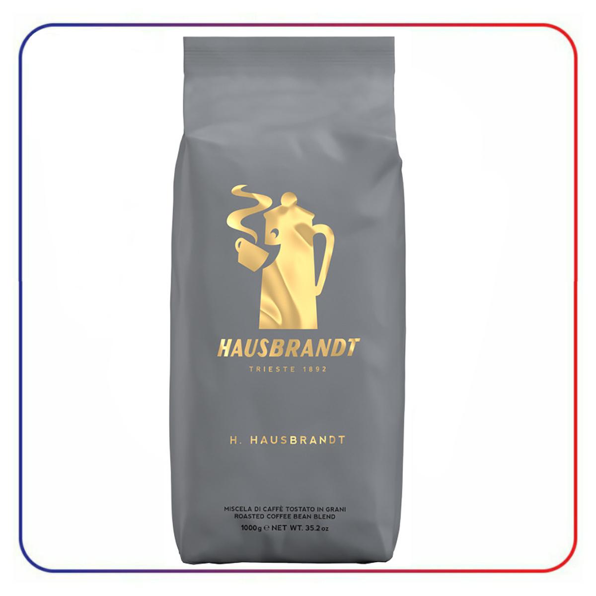 دانه قهوه هاوس برنت H.HAUSBRANDT