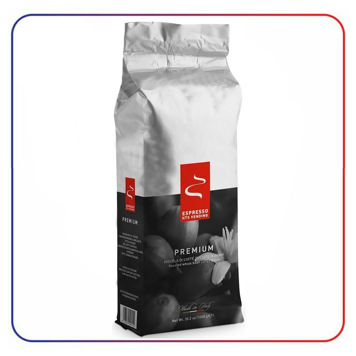 دانه قهوه هاوس برنت پرمیوم HAUSBRANDT PREMIUM
