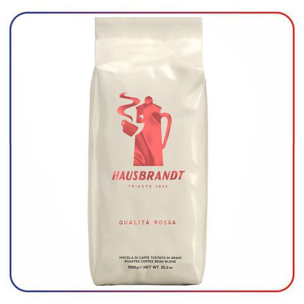 دانه قهوه هاوس برنت گوالیتا روسا HAUSBRANDT QUALITA ROSSA
