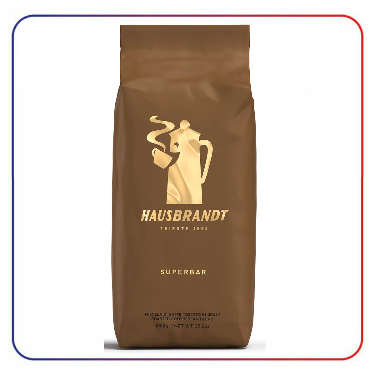 دانه قهوه هاوس برنت سوپر بار HAUSBRANDT SUPER BAR