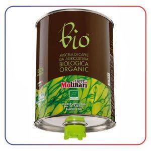دانه قهوه مولیناری ارگانیک 3 کیلو CAFFE MOLINARI BIO ORGANIC