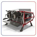 اسپرسو ساز سن رمو کافه ریسر 2 گروپ مولتی بویلر SANREMO CAFE RACER