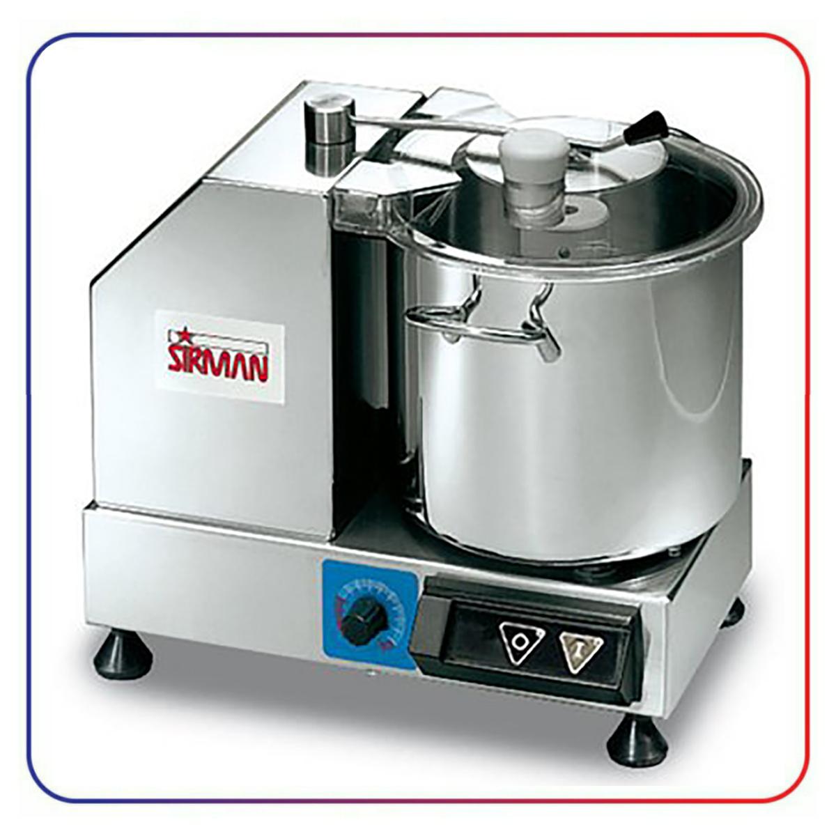 غذاساز سیرمن 9 لیتری SIRMAN BOWL CUTTER C9