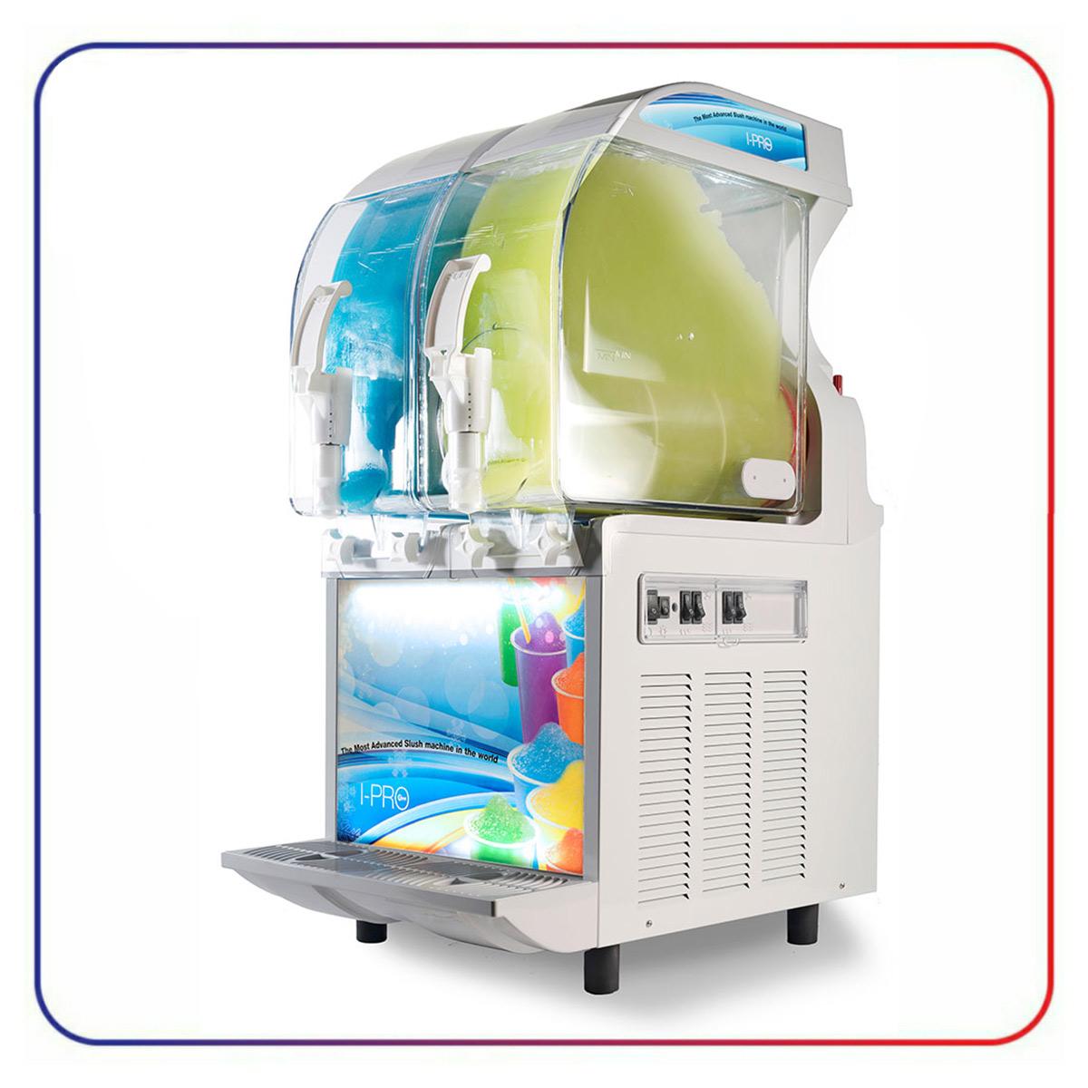 دستگاه یخ در بهشت اس پی ام 2 مخزنه SPM I-PRO 2