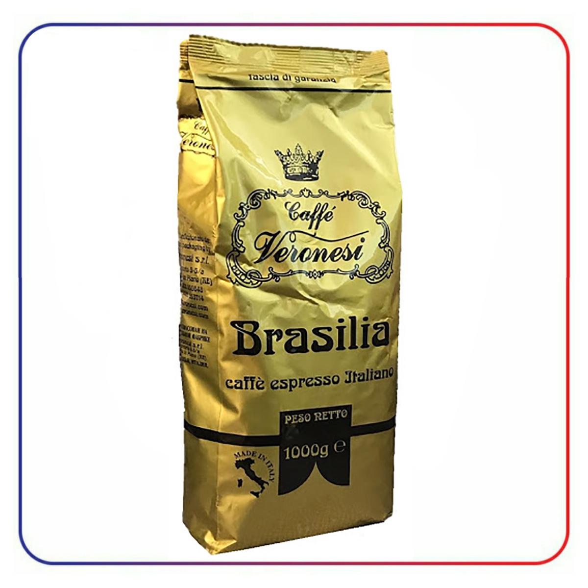 دانه قهوه ورونزی ایتالیا VERONESI BRASILIA