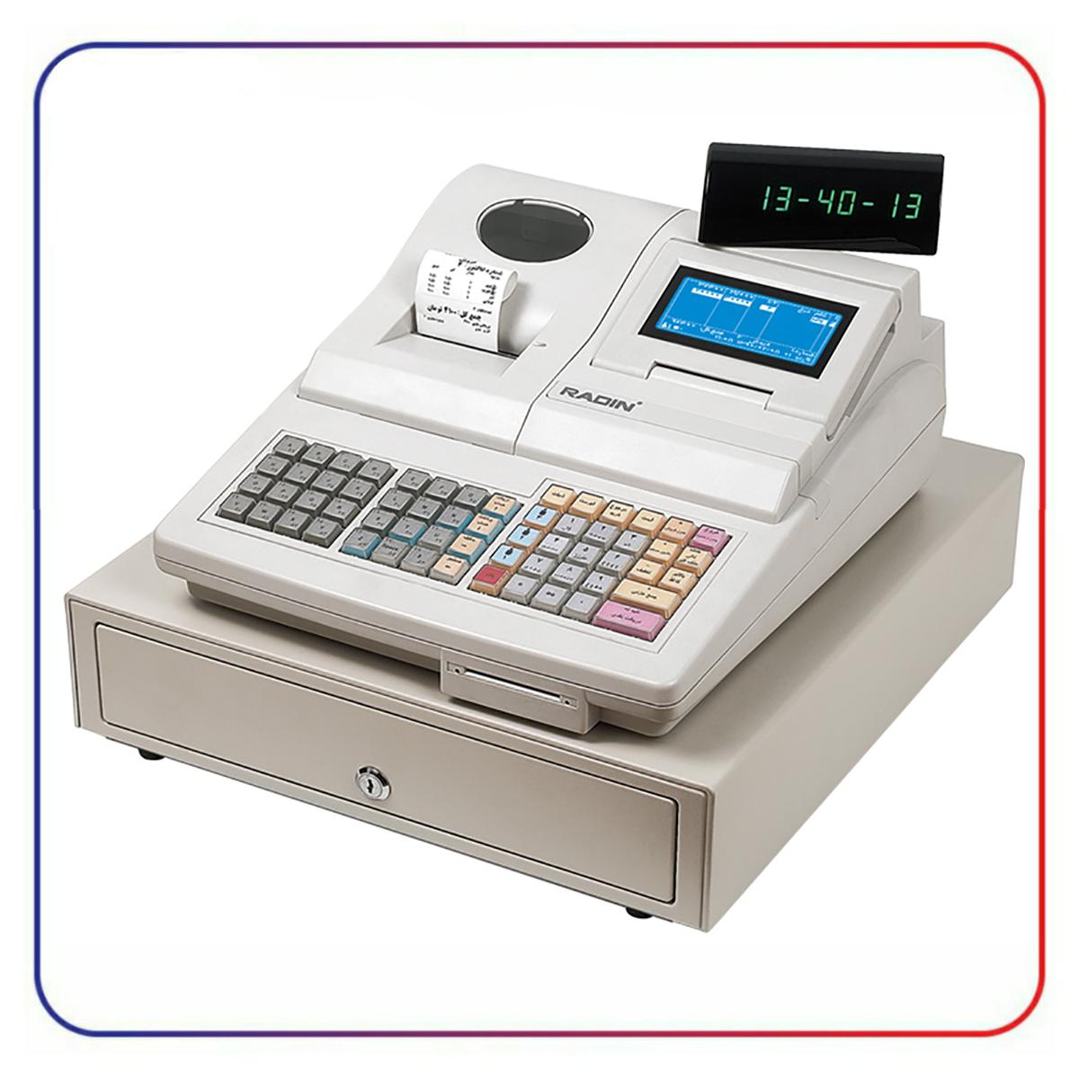 صندوق-فروشگاهی-رادین-RC-6000